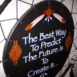 Create the future!