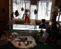 art dolls and ornaments