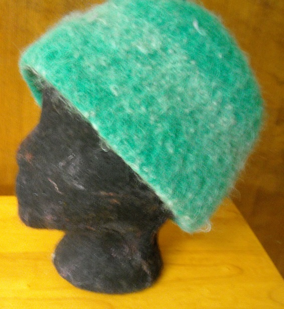 felted bucket hat