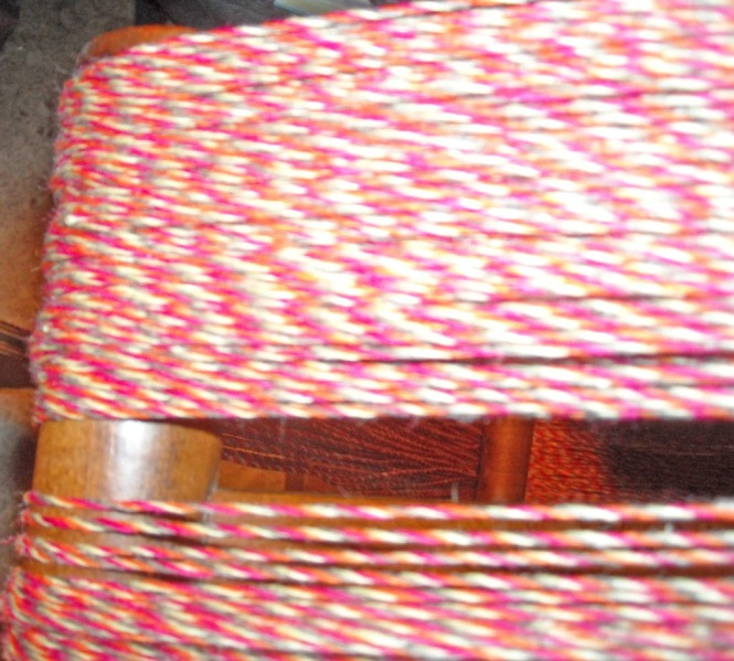linen yarn plied