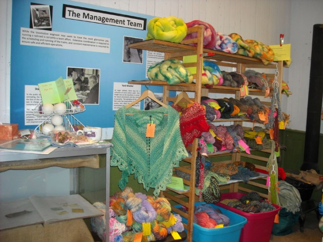 craft show display 2