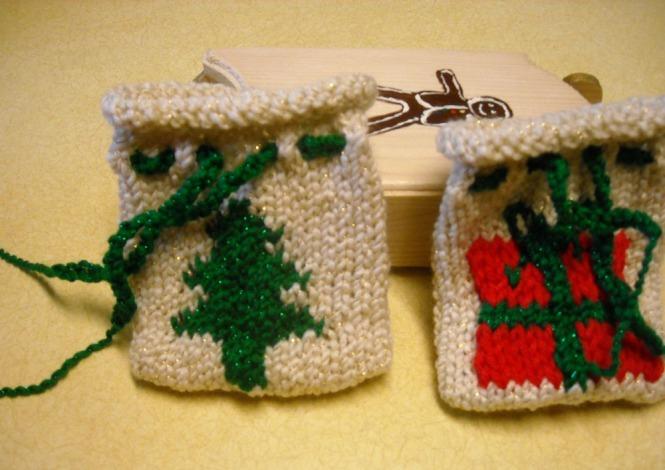 Santa sacks